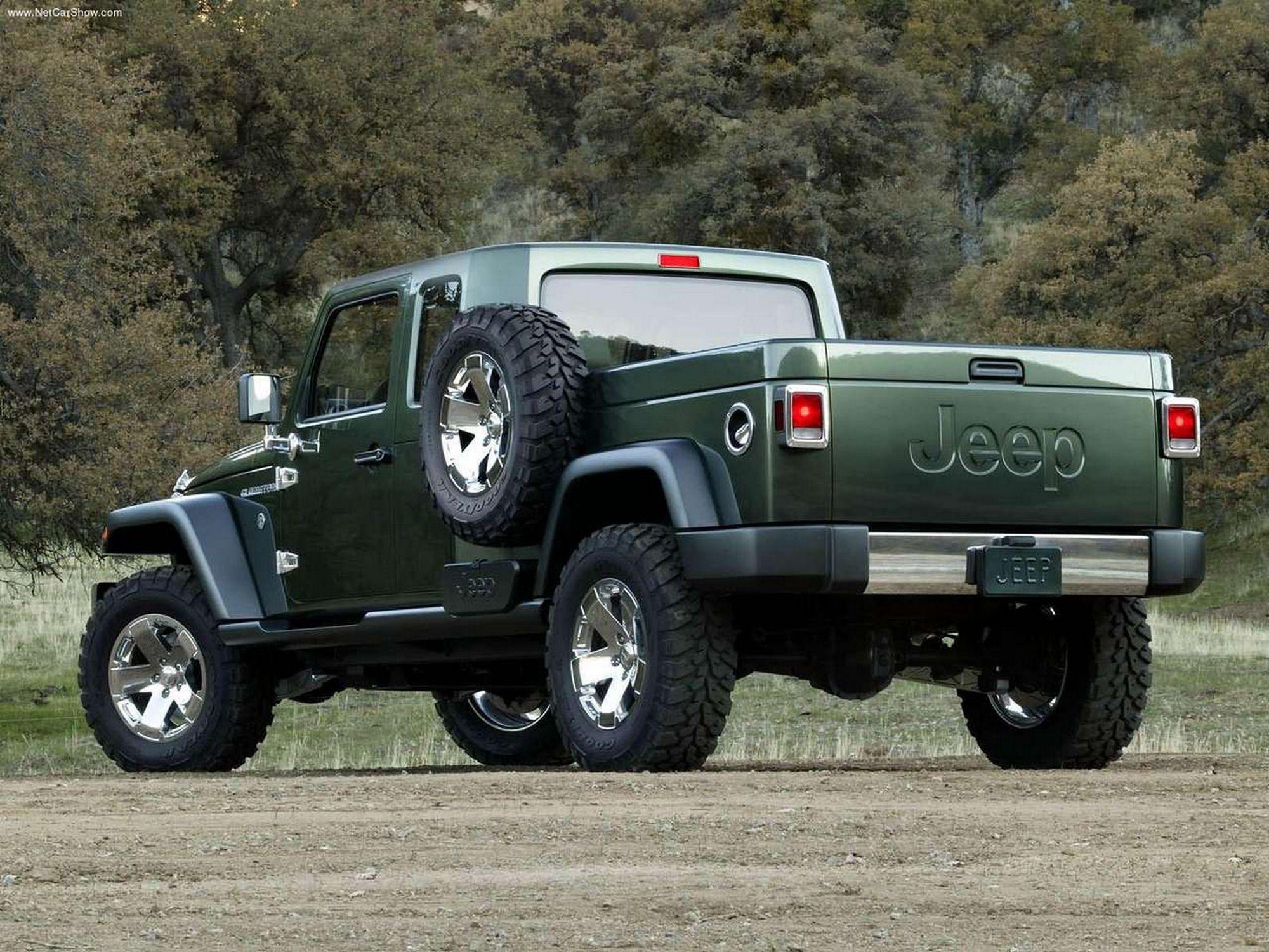 2005 Jeep Gladiator Cars trucks & motorcycles Pinterest