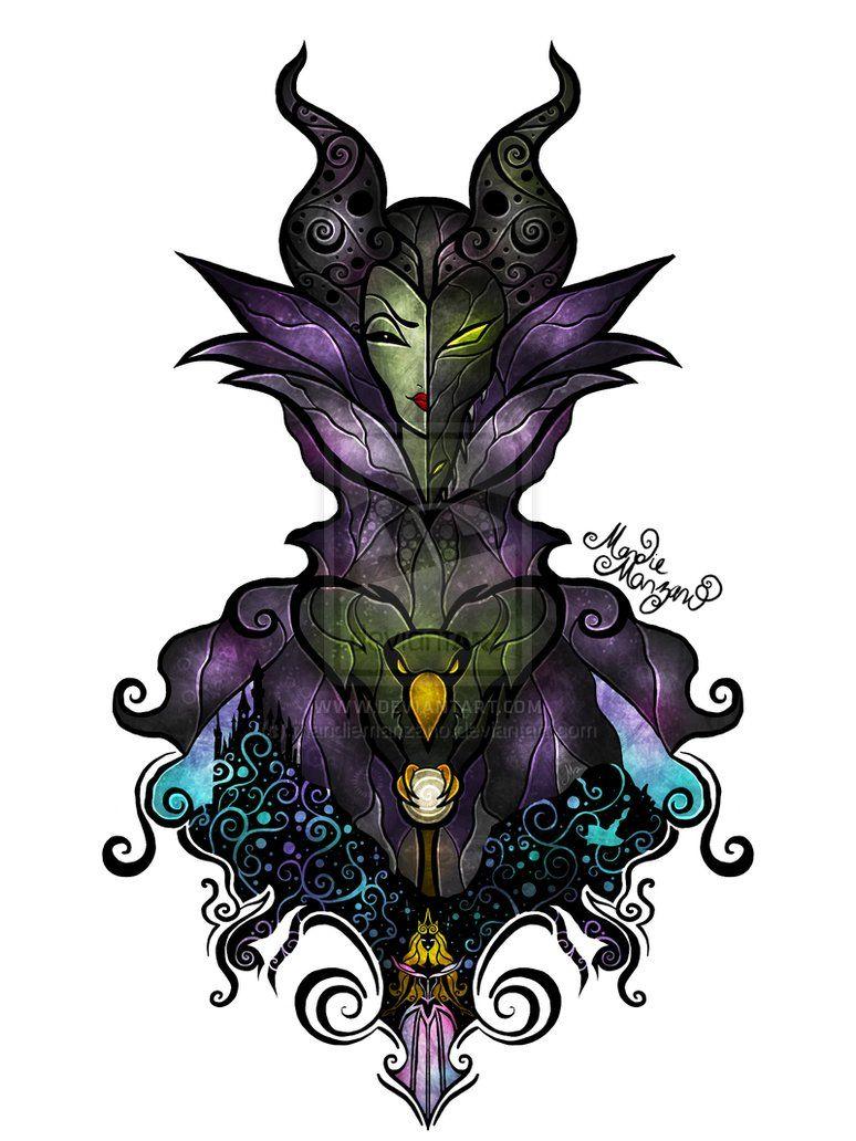 The Mistress of Evil for Disneys Villains Contest by *mandiemanzano ...