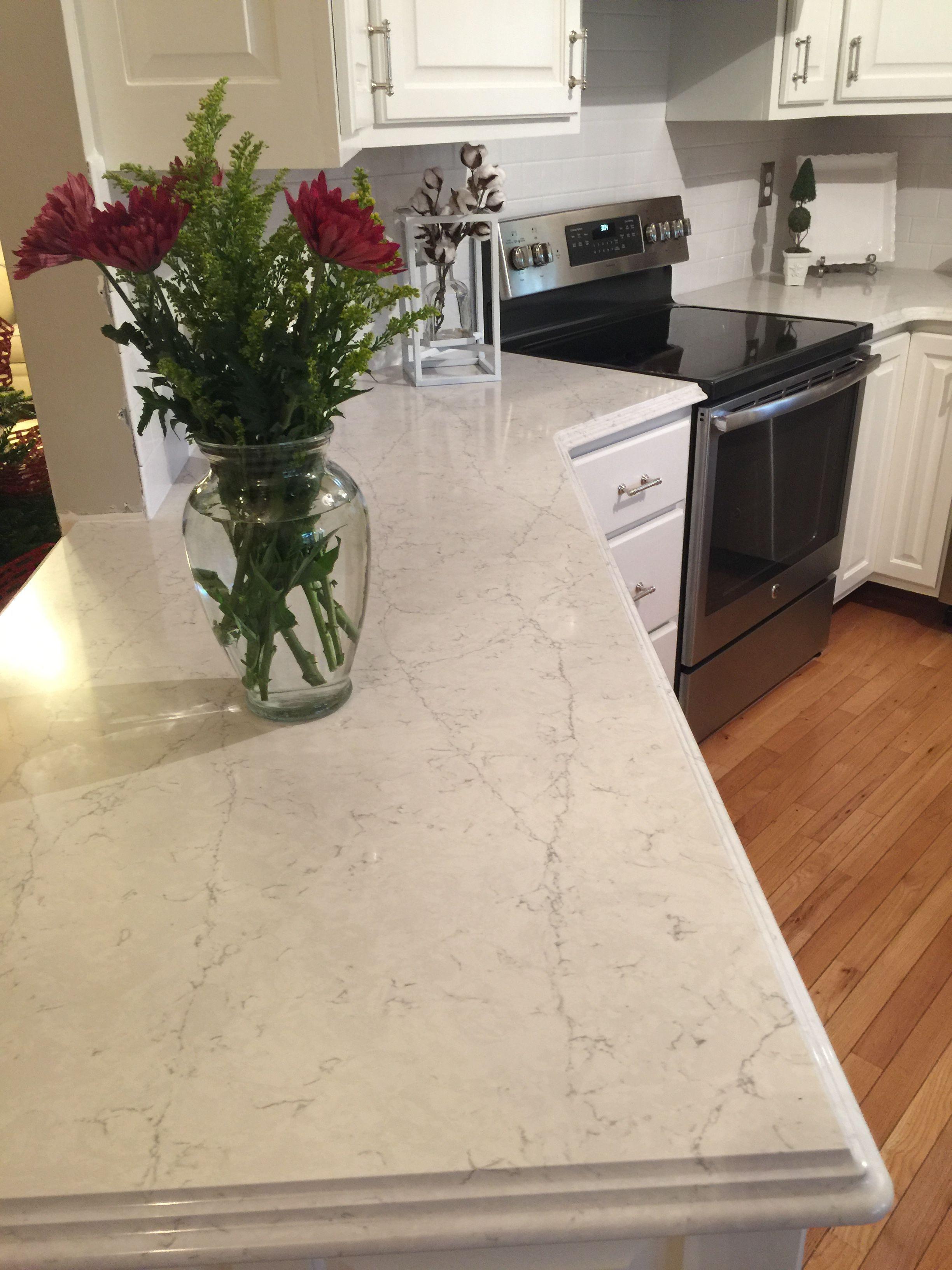 Pearl Jasmine Quartz Google Search Quartz Kitchen Countertops