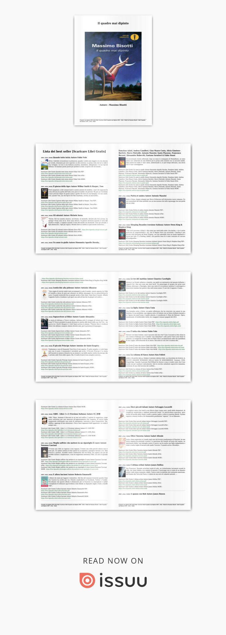 il quadro mai dipinto pdf