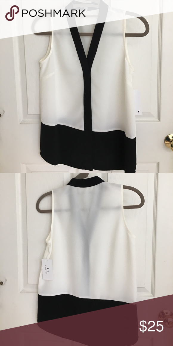 Lord Taylor S H By Halston Blouse Nwt My Posh Picks