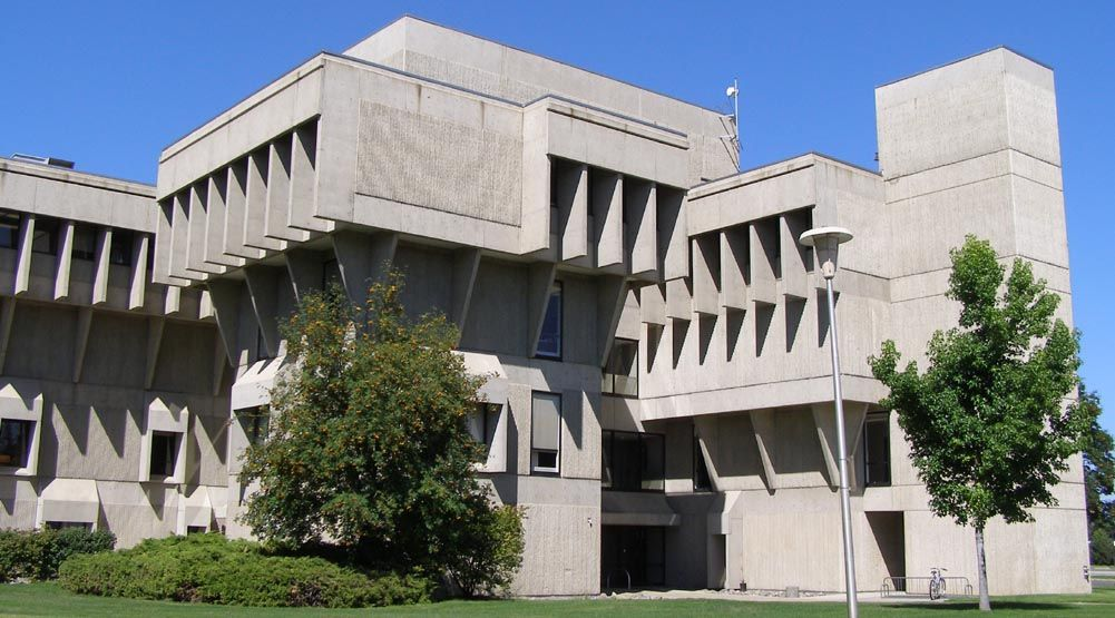 Psychology Building, Central Washington University
