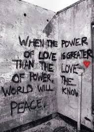 6090ee21ade57 Image result for when the power of love is greater than the love of ...