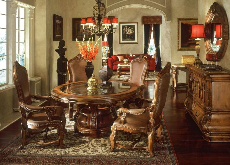 Tuscan Dining Room Home Decor That I Love Round