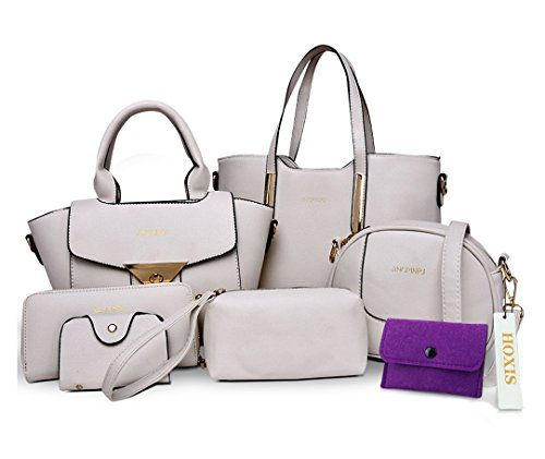 Purse Faux Leather Shoulder Handbags
