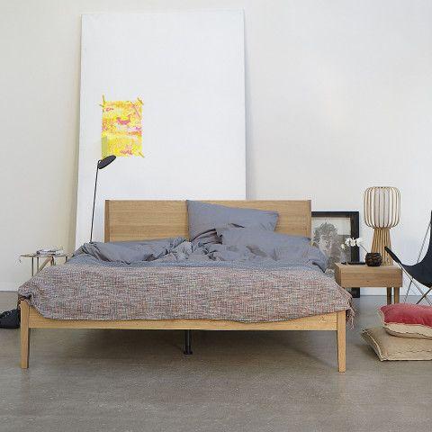 Aleria Bett von Sulvag im ikarus…design shop Bett, Bett 180