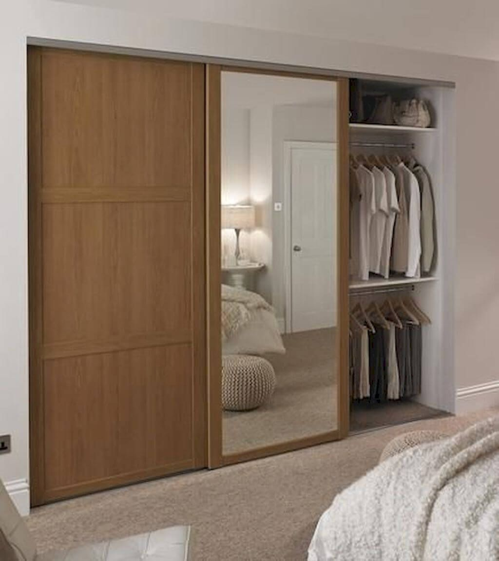 Modern Bedroom Clothes Cabinet Wardrobe Design ...