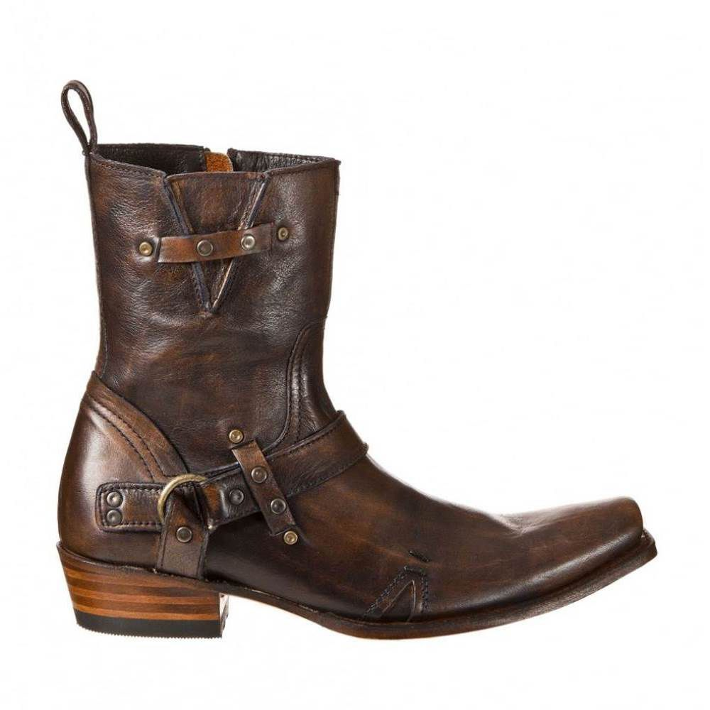 bottes country pour homme