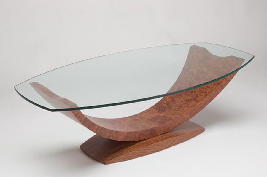 Small Glass Top Coffee Table Furniture Pinterest