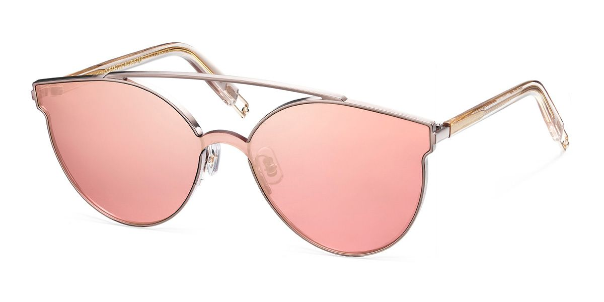 474f2bbb5 Gentle Monster TRICKOFTHELIGHT P1(PM) Pink Sunglasses | Gentle ...