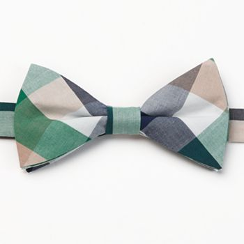 7b723ee47139 Croft & Barrow® Buffalo Check Pretied Bow Tie - Men | Style for Him ...