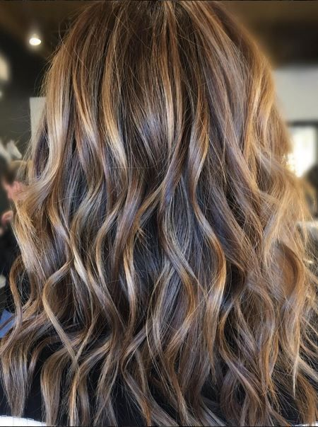Best Hair Color Ideas 2017 2018 Brunette With Highlights Hair Color Idea Spring Hair Color Hair Brunette Hair Color
