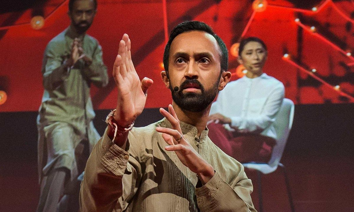 How do we decide who we are? Hetain Patel's surprising performance plays with identity, language and accent -- and challenges you to think deeper than surface appearances. A delightful meditation on self, with performer Yuyu Rau, and inspired by Bruce Lee.