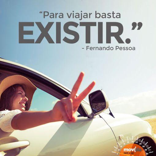 E na hora de planejar a sua viagem, conte com todos os benefícios exclusivos que a #MovidaRentACar oferece. :)