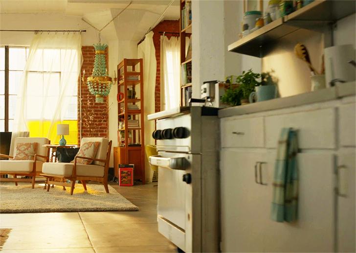 Série supergirl: a decoração do apartamento de kara danvers ...