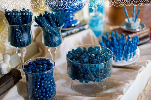 Wedding Ideas Blog Wedding Candy Candy Buffet Wedding Wedding Candy Buffet Blue