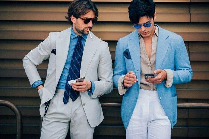 Costume pour homme - les dernières tendances en 50 photos ... 29b6a82a87c
