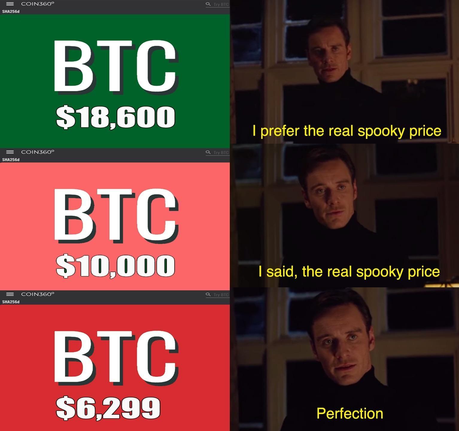 Perfection Perfection, Bitcoin, Sayings