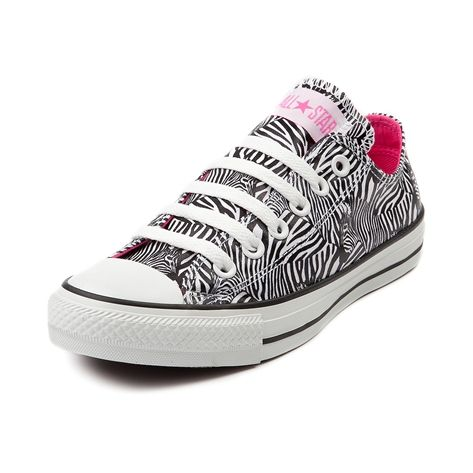 3fea425cf1e6 Shop for Converse All Star Lo Zebra Athletic Shoe in Black White at Shi by  Journeys. Shop today for the hottest brands in womens shoes at Journeys.com.