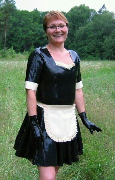 Latex maid   Maid to Serve   Pinterest   Maids, Latex and ...