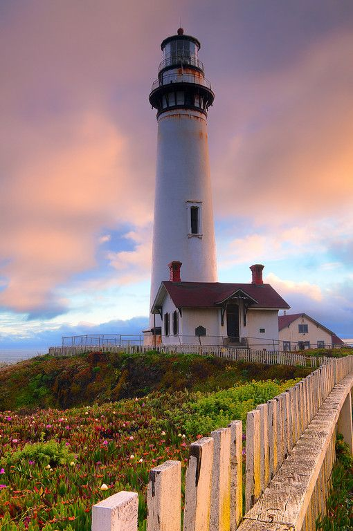 Pigeon Point #Lighthouse http://www.roanokemyhomesweethome.com