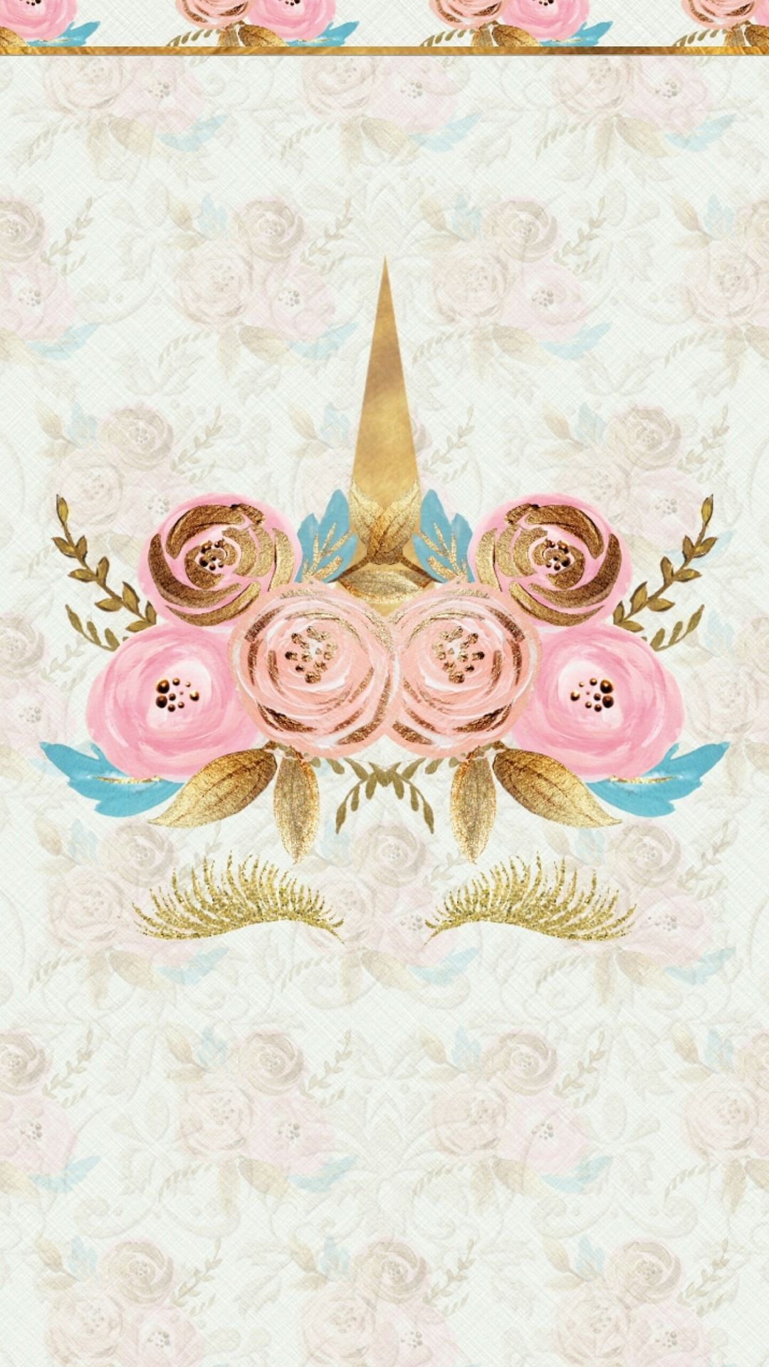 Wallpapers Pink Unicorn Wallpaper Gold Unicorn Wallpaper Iphone Wallpaper Unicorn