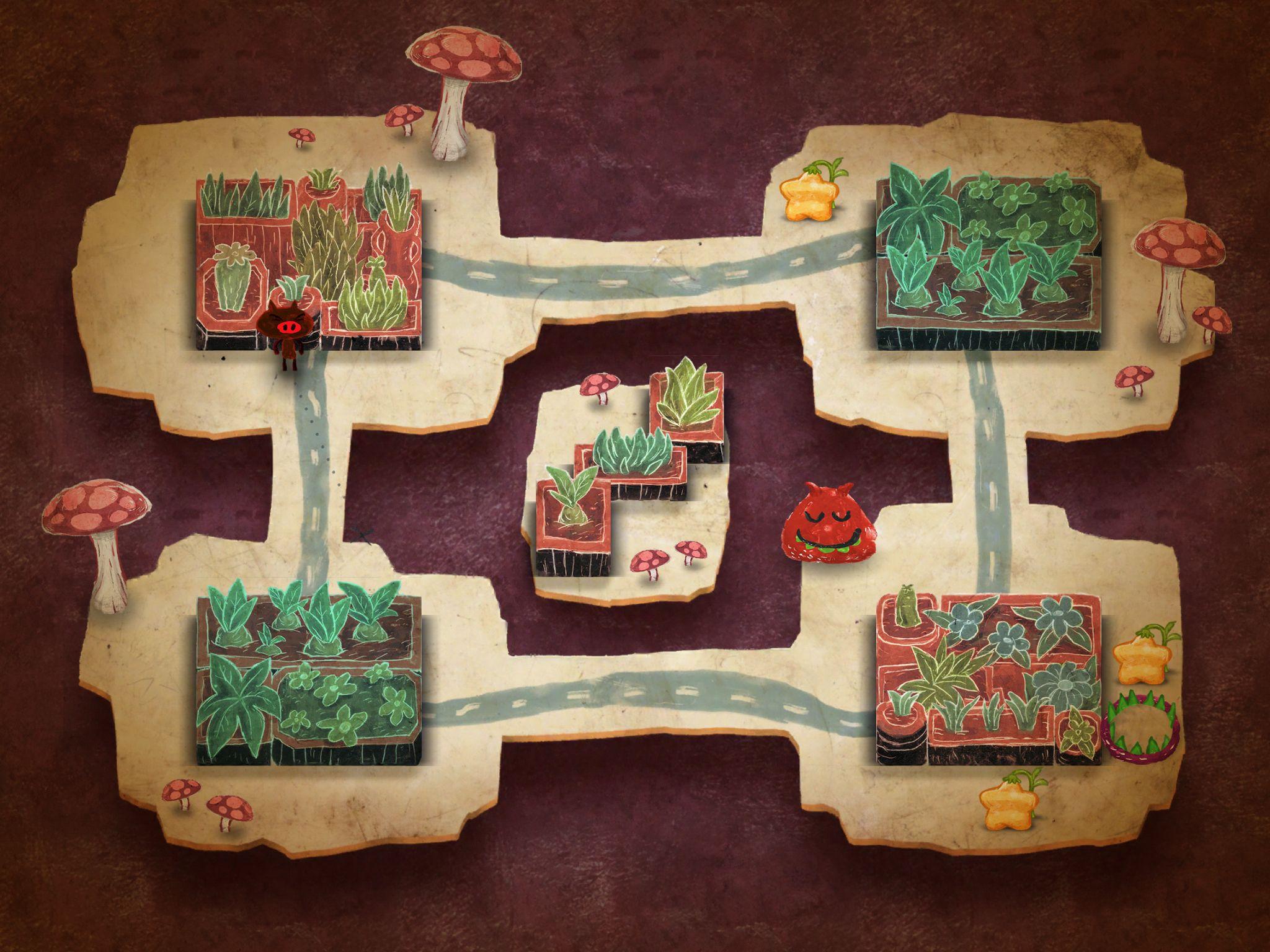 Gesundheit è un gioco di un maiale col raffreddore che dovrà affrontare mostri e enigmi di tutti i tipi