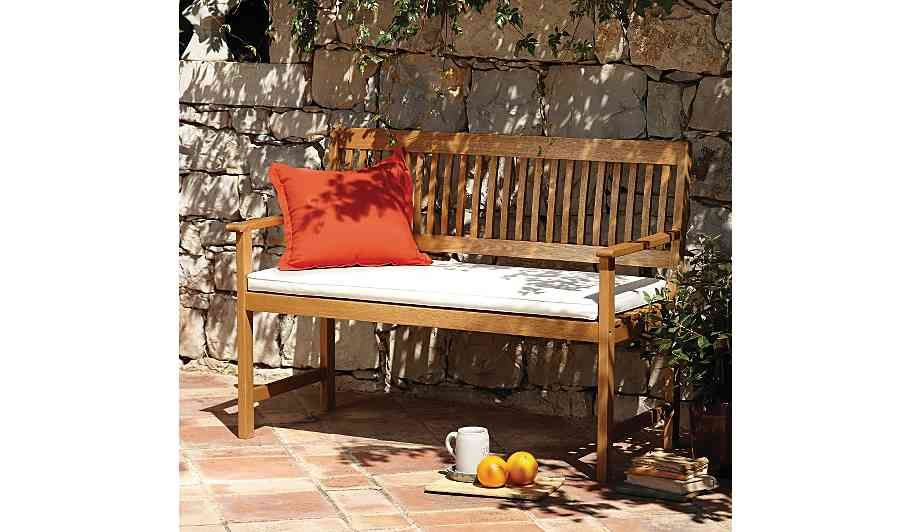 Buy Sedona Expressions 2 Seat Garden Bench Cushion From