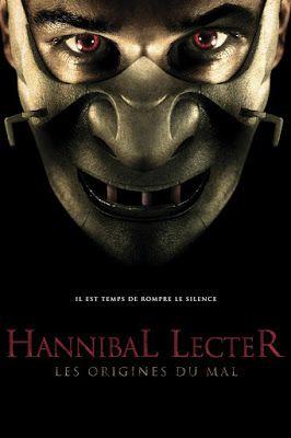 El Oscuro Rincón Del Terror Hannibal El Origen Del Mal Hannibal Rising Hannibal Lecter Hannibal