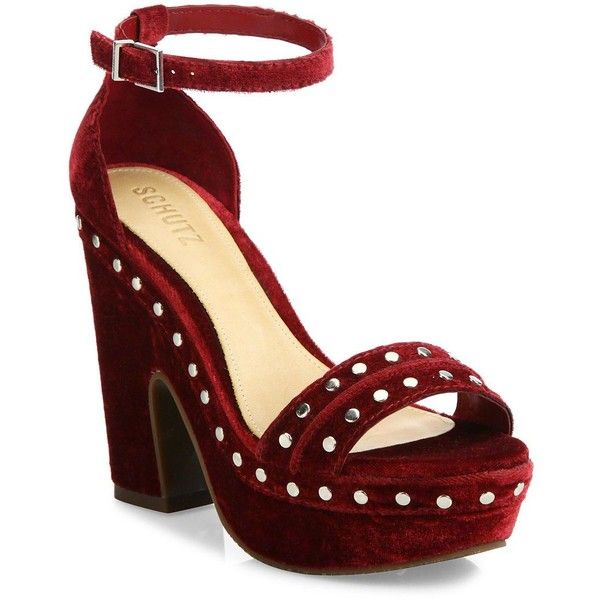 Schutz Torah Platform Sandals original cheap price quality for sale free shipping outlet new arrival pXd31auAZf