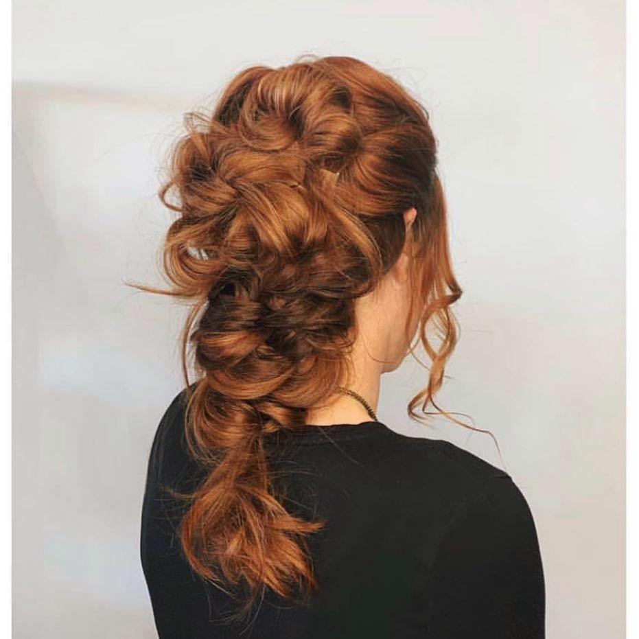 loose braid and natural hairstyles #loosebraids loose braid and natural hairstyles #loosebraids