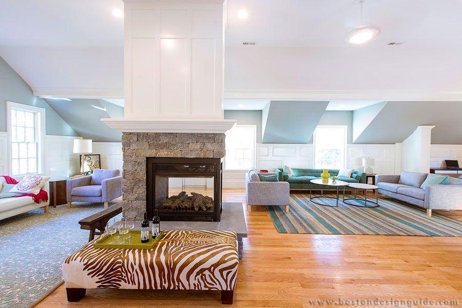 Jp Development  Custom Home Builder In Newtonville Ma  Boston Glamorous Living Room Boston Design Review