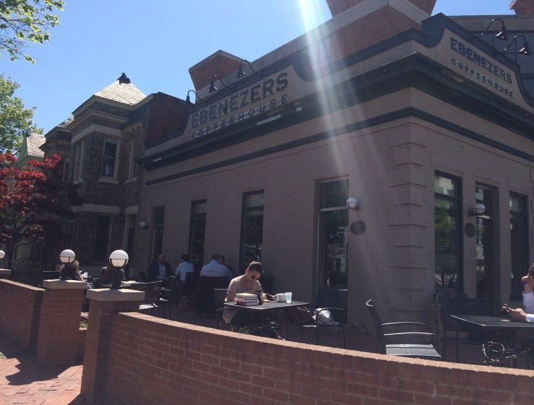 Ebenezers coffee house dc with images coffee