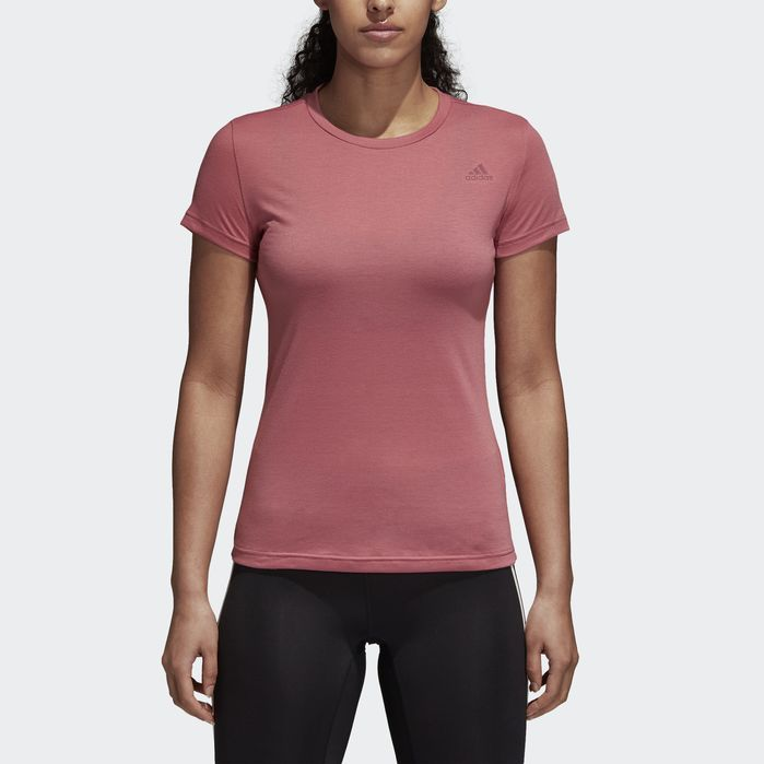 adidas Frauen FreeLift Prime T Shirt raw grey CF4530