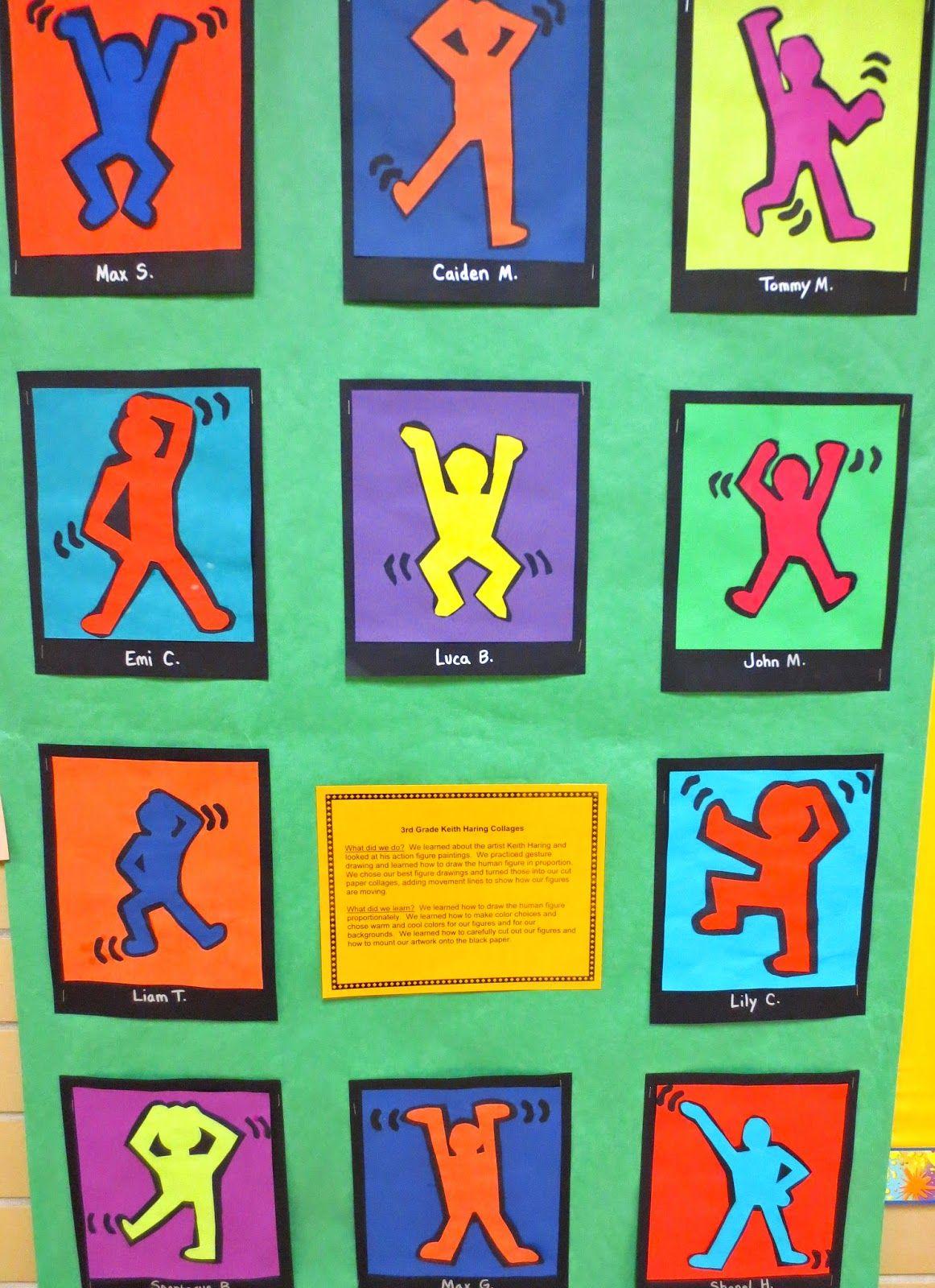 Zilker S School Wide Student Art Show