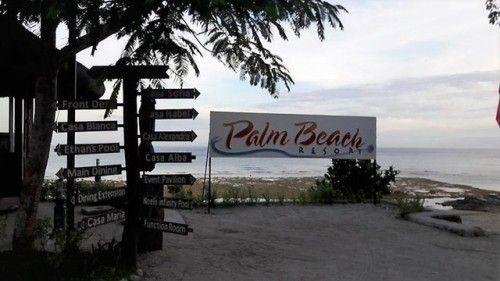 Palm Beach Resort in San Juan Laiya, Batangas | Palm beach ...