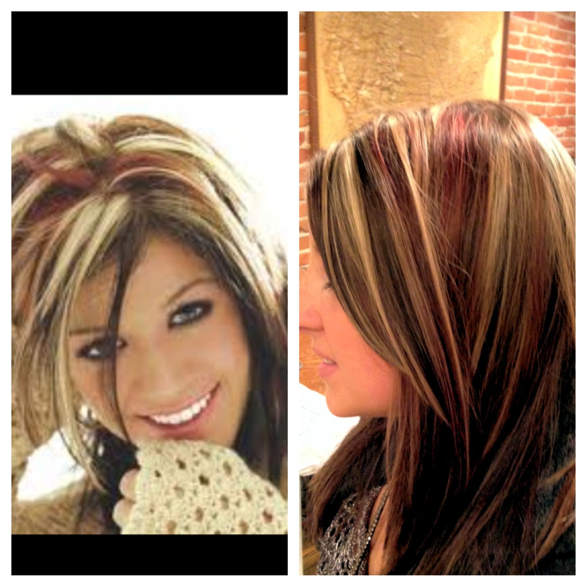 a kelly clarkson inspired color i did! :) | peace.love.hair