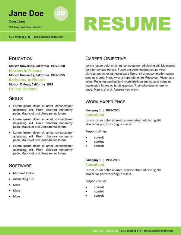 professional resume design for non designers   cv   pinterest    professional resume design for non designers   cv   pinterest   professional resume design  professional resume and resume design