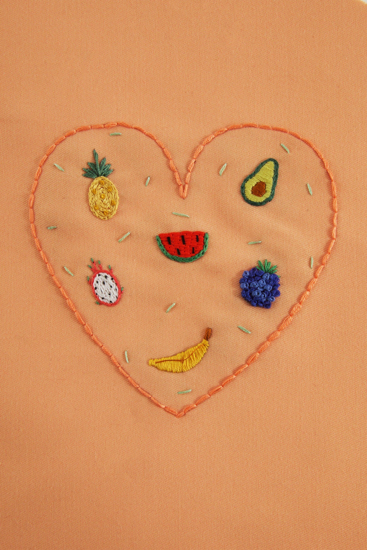 Baobap Amor frutal - diseño - Simples y modernos - DMC | Ideas ...