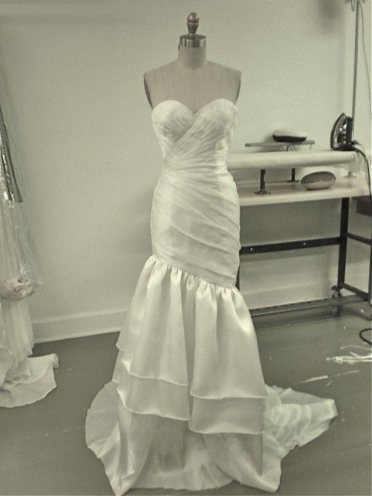 Carol Hannah Blog How To Make A Wedding Dress Making A Wedding Dress Sewing Dresses Diy Wedding Dress