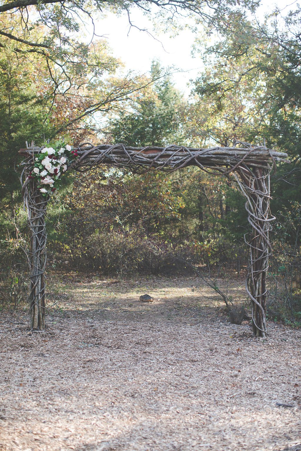 November wedding at The Grove! Beth McElhannon Photography