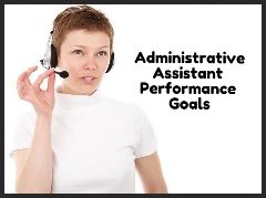 SMART Goals for Administrative Assistants and Executive Assistants