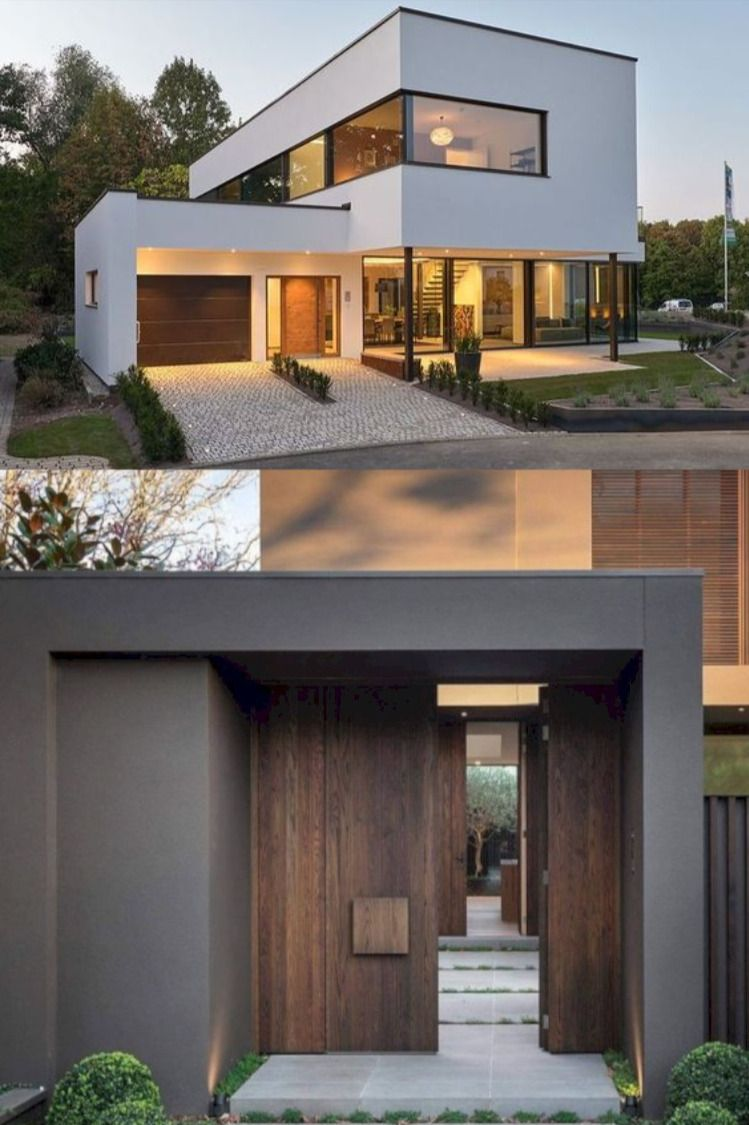 Modern And Minimalistic House Design Ideas Modern House Design House Design House Styles