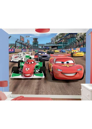 Disney Cars Wall Mural Http://www.childrens Rooms.co.