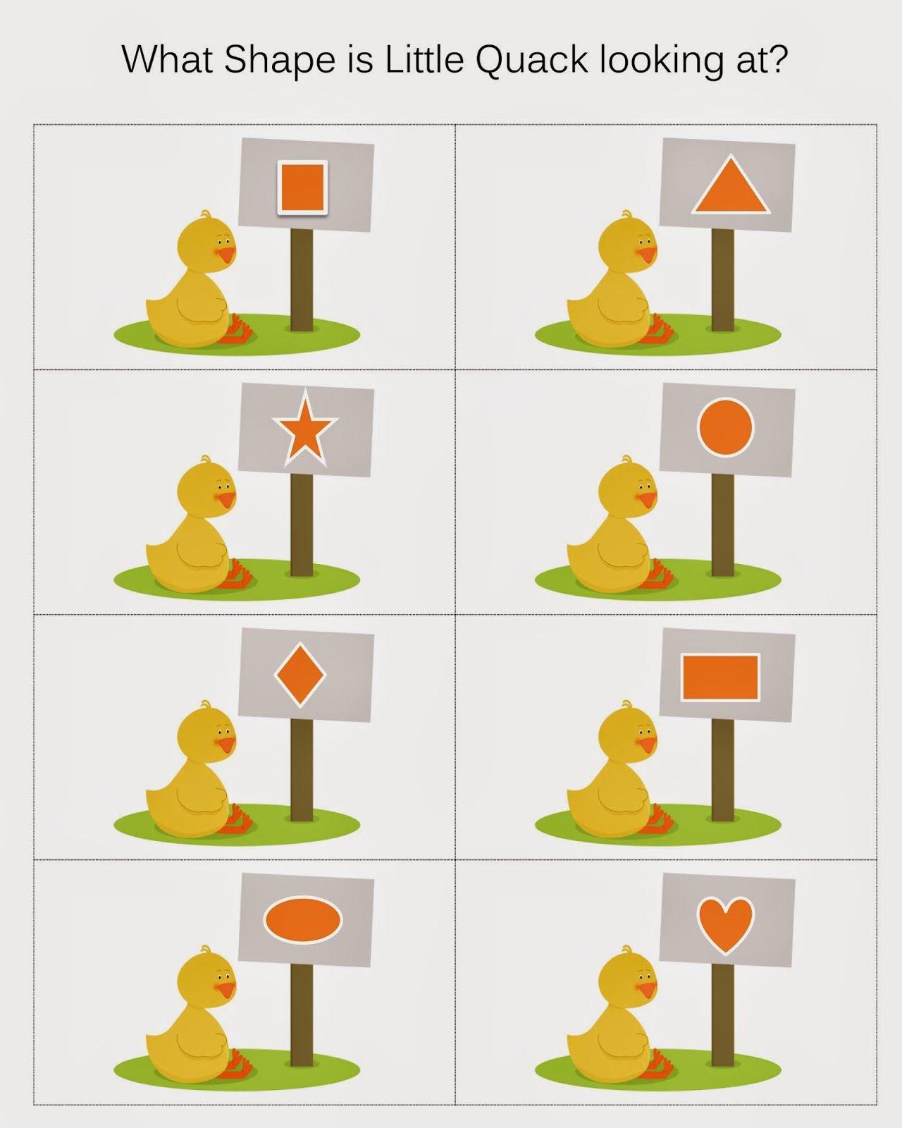 Image Result For Little Quack Printable