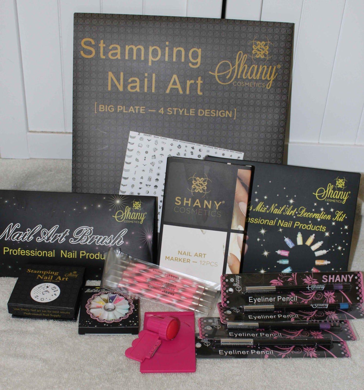 Shany Cosmetics (Nail Art Supplies) | * Nails * | Pinterest | Nail ...