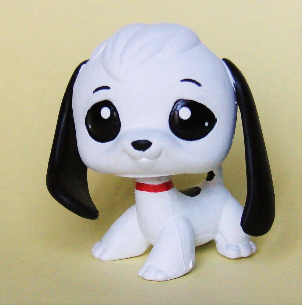 Littlest Pet Shop Snoopy dog puppy OOAK Custom hand ...