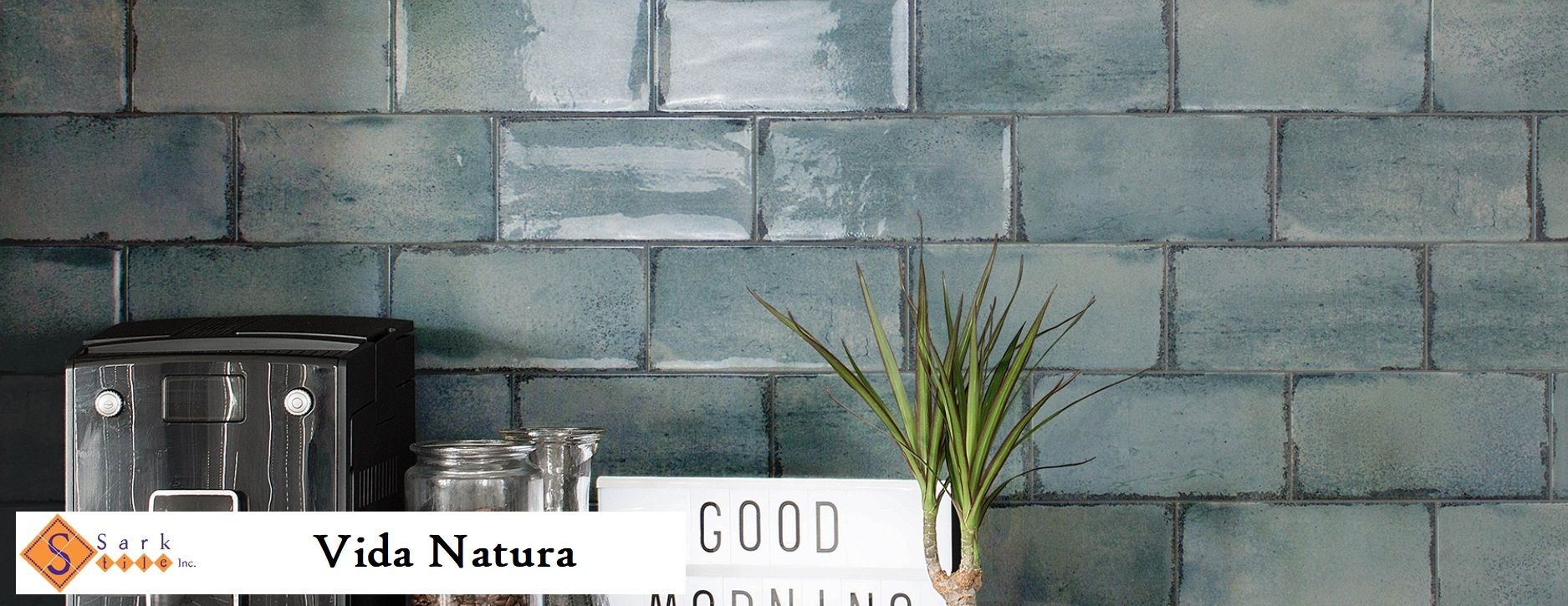 Vida Natura 4x8 Glazed Wall Tile By Sark Our