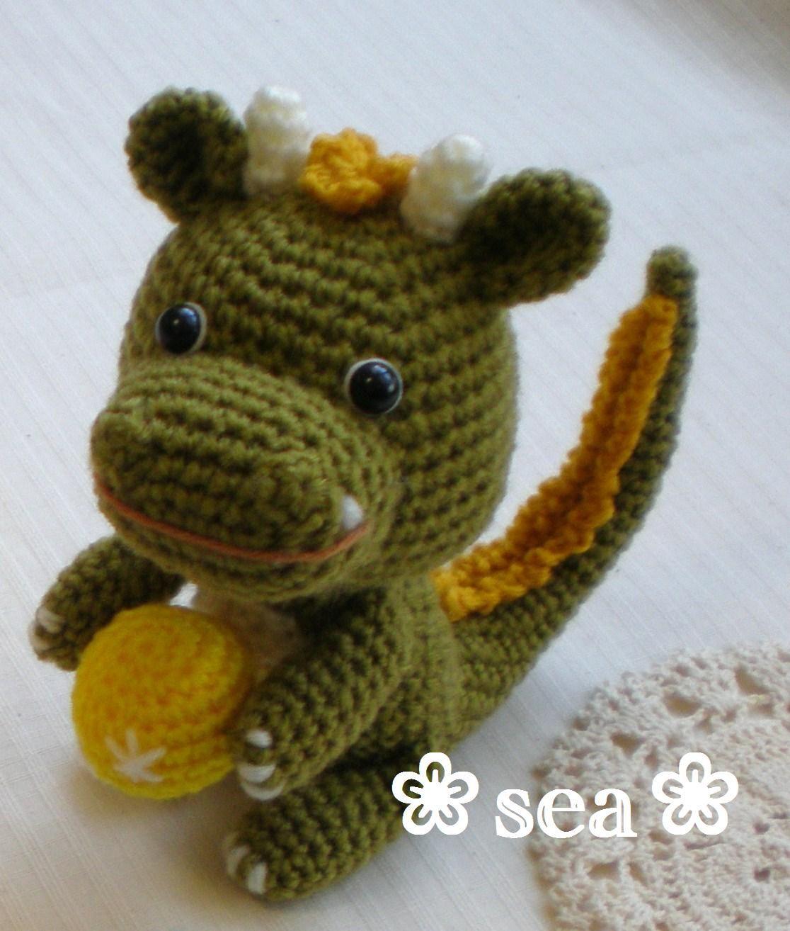 dragon. what a cutie!