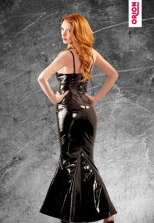 Lackkleid #Lack #Kleid #lang #Blickfang #Sexy #ORION | Платья ...